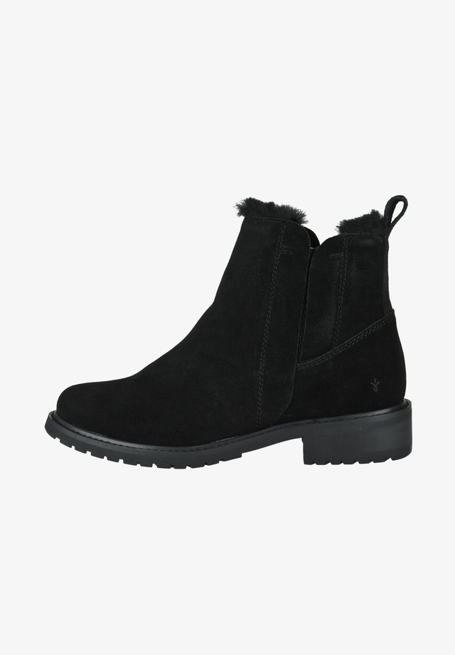 PIONEER - Classic ankle boots - black
