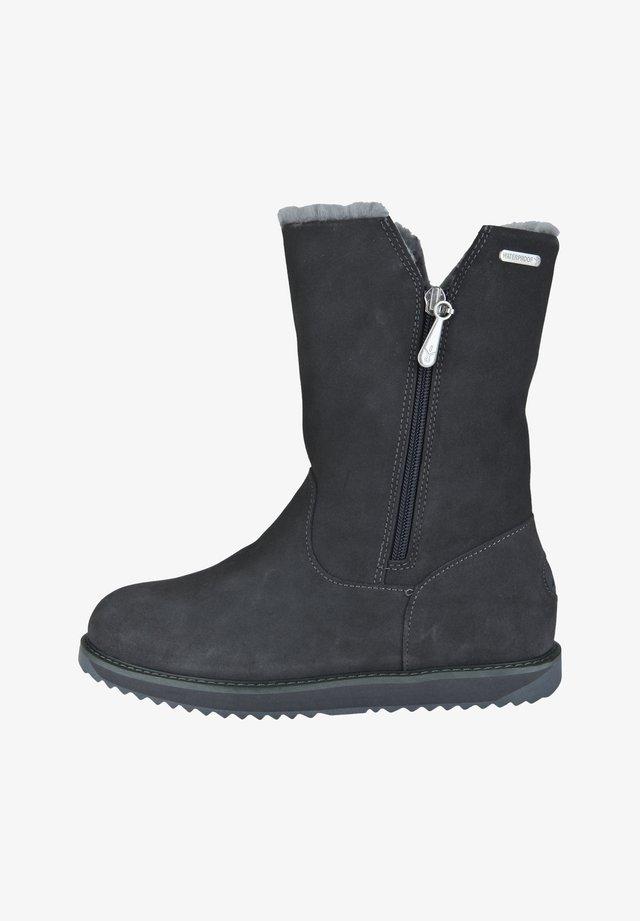 GRAVELLY - Winter boots - dark grey