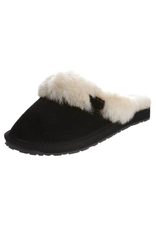 JOLIE - Slippers - black