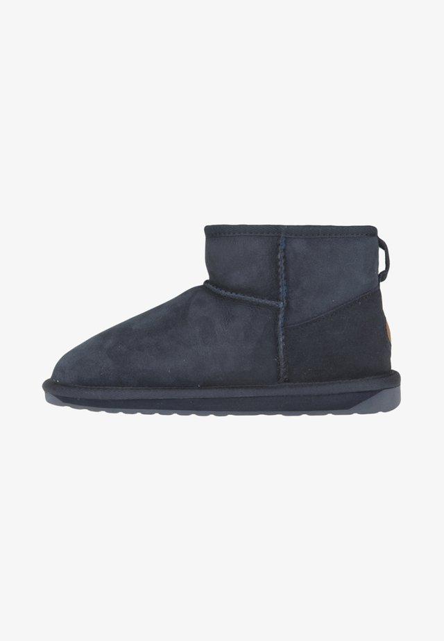 STINGER - Winter boots - light blue