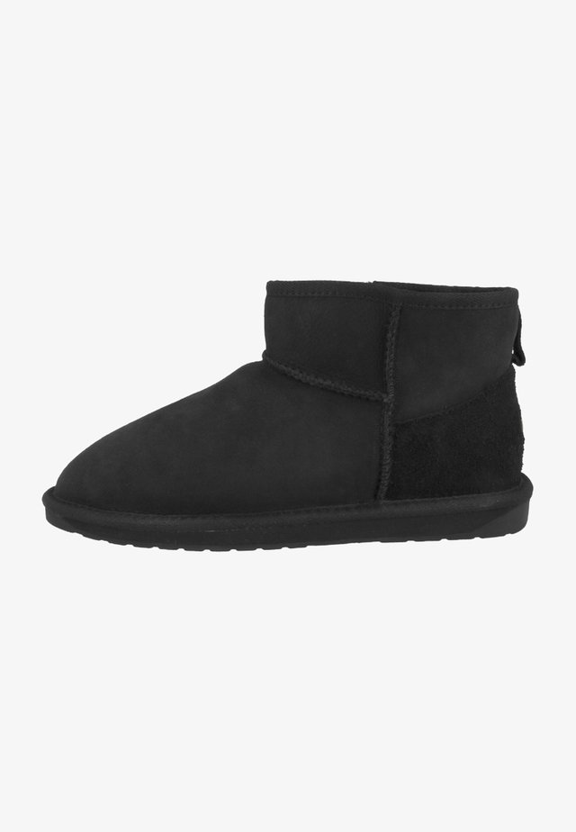 STINGER - Winter boots - black