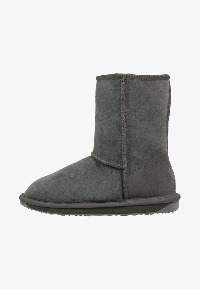 STINGER LO - Stiefelette - charcoal