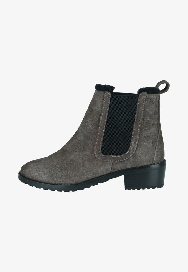 Winter boots - dark grey