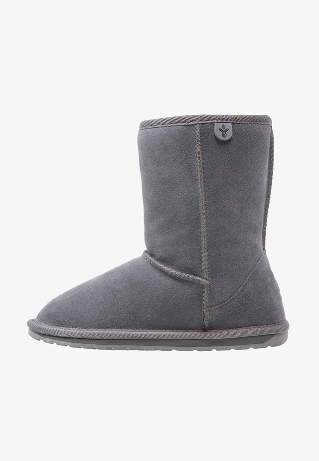 WALLABY  - Snowboot/Winterstiefel - charcoal