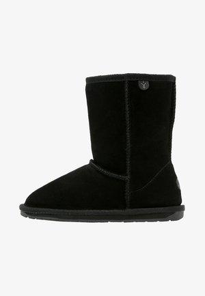 WALLABY  - Zimní obuv - black