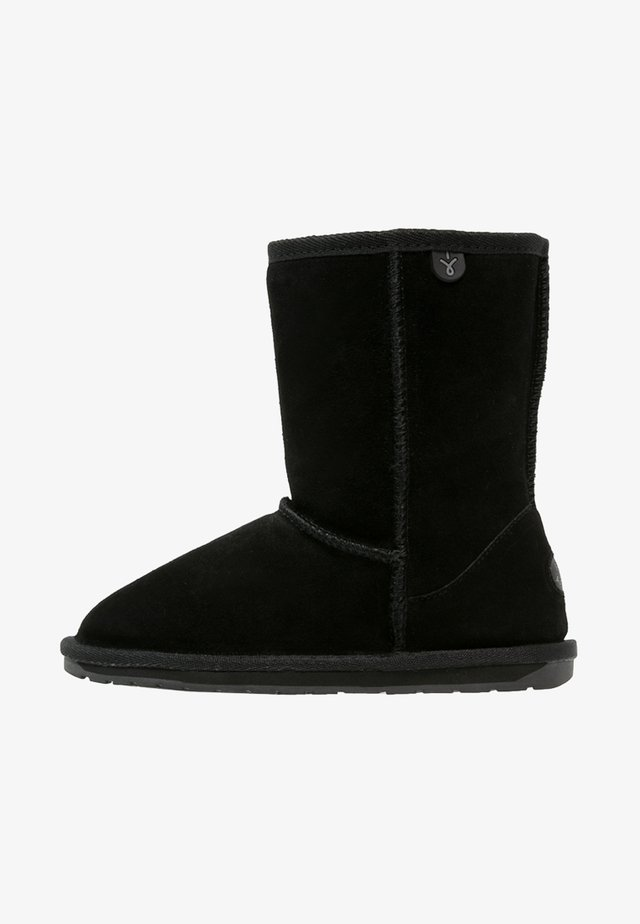 WALLABY  - Winter boots - black