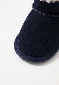 EMU Australia - TODDLER - Vauvan kengät - midnight - 5