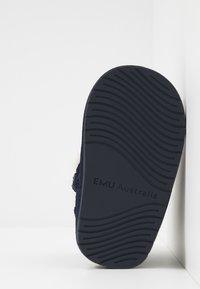 EMU Australia - TODDLER - Vauvan kengät - midnight - 4