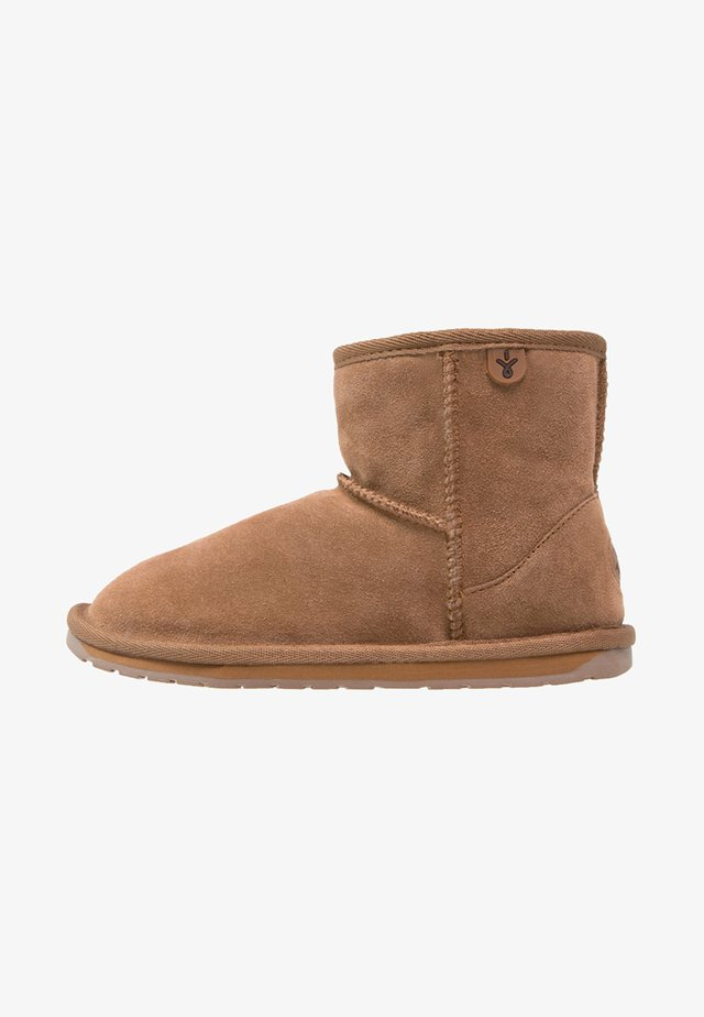 WALLABY - Stiefelette - chestnut
