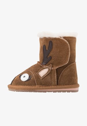 DEER - Boots - chestnut