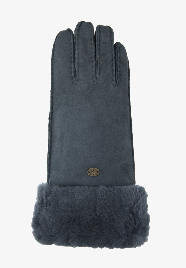 BAY GLOVES - Gloves - dark grey