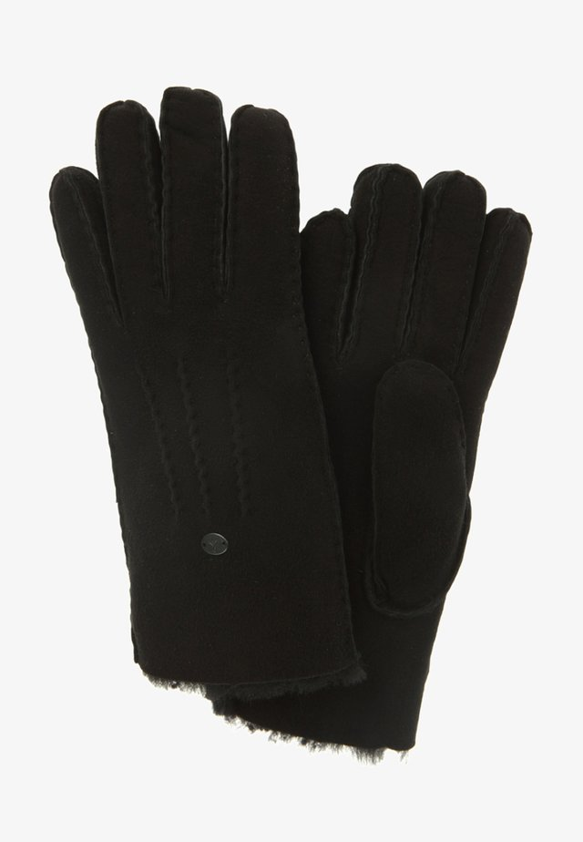 BEECH FOREST - Gloves - black
