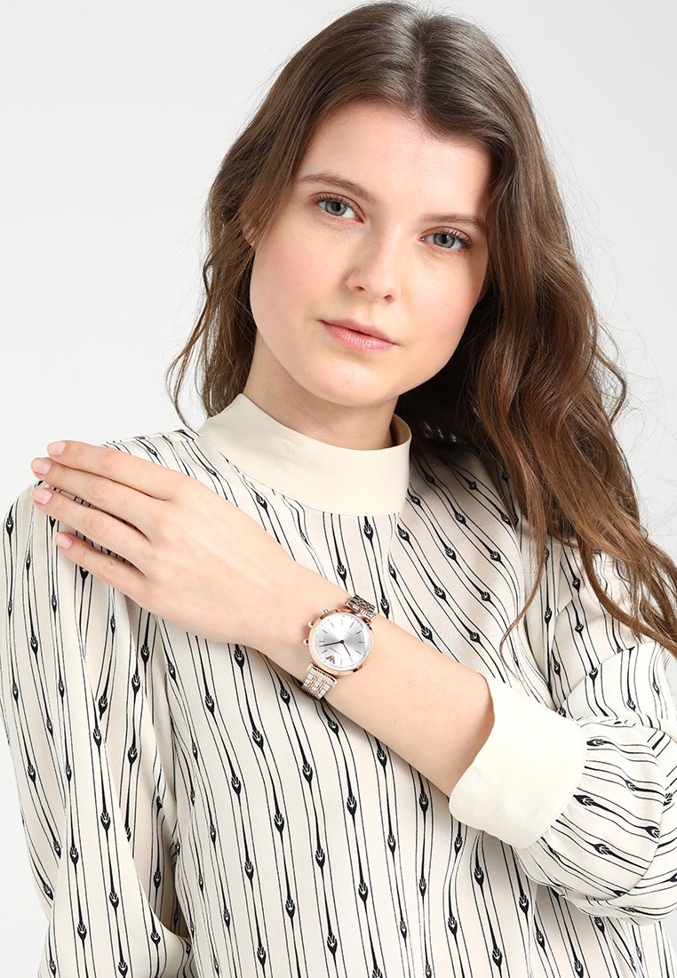 Emporio Armani Connected - Smartwatch - rosegold-coloured