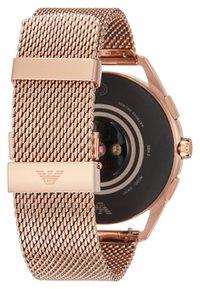 Emporio Armani Connected - Smartwatch - roségold-coloured - 2