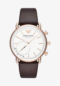 Emporio Armani Connected - Smartwatch - braun - 1