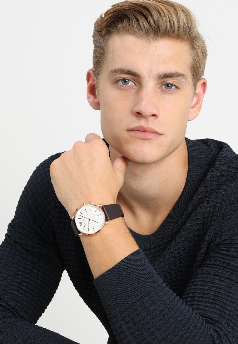 Emporio Armani Connected - Smartwatch - braun