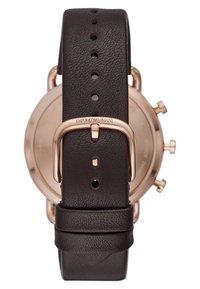 Emporio Armani Connected - Smartwatch - braun - 2