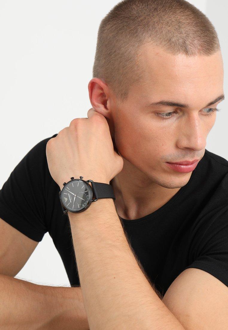Emporio Armani Connected - Horloge - schwarz