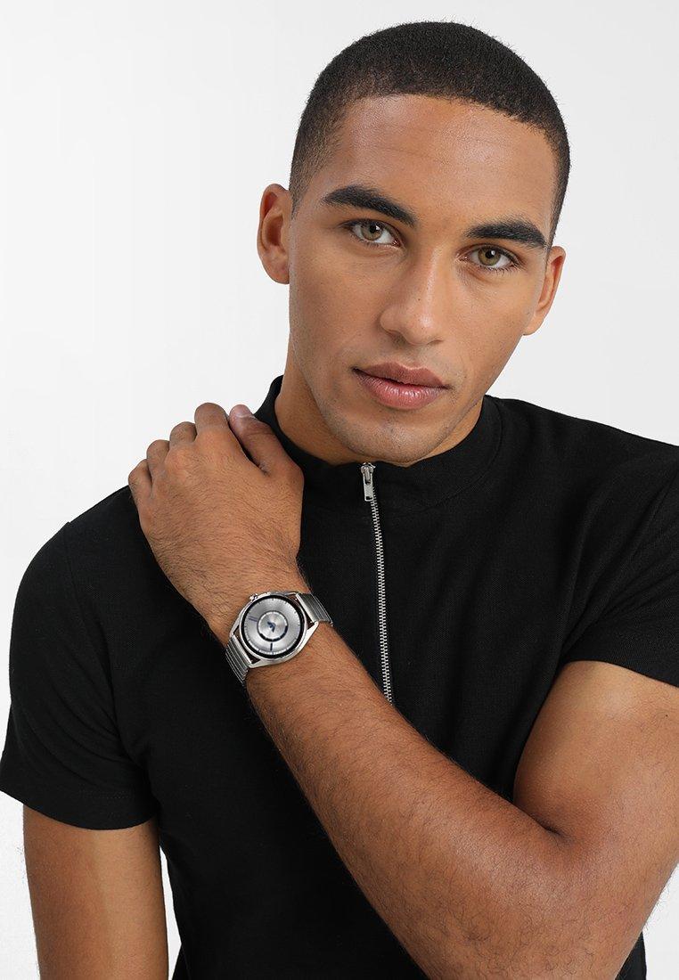 Emporio Armani Connected - Smartwatch - silver-coloured