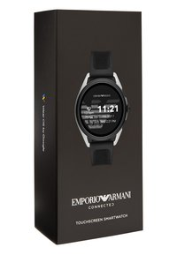 Emporio Armani Connected - Smartklokke - black - 4
