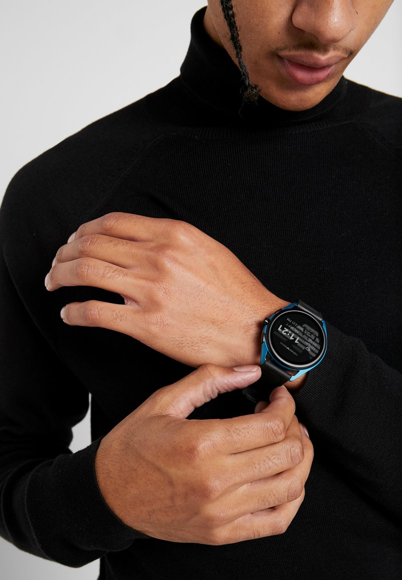 Emporio Armani Connected - Smartwatch - black