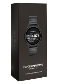 Emporio Armani Connected - Smartwatch - black - 4