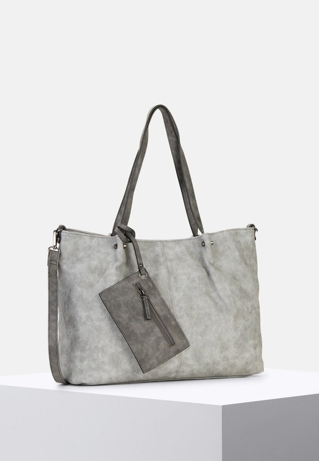 BAG IN BAG SURPRISE - Cabas - grey/darkgrey