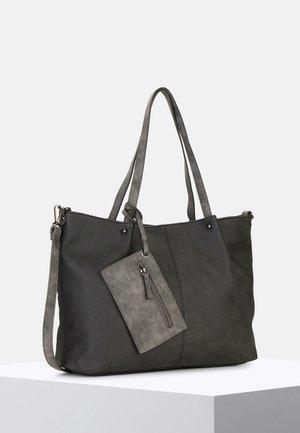 BAG IN BAG SURPRISE - Tote bag - black/grey