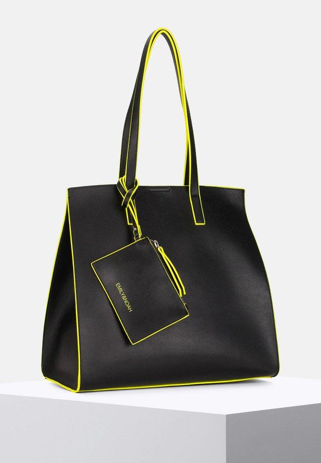 LINA - Shopper - black
