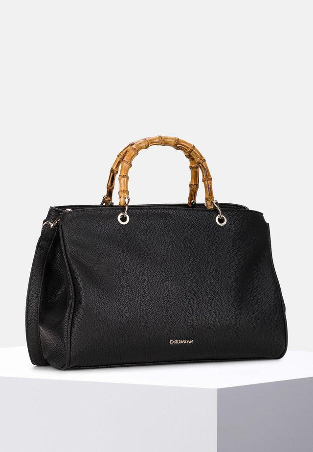 LEXA - Tote bag - black