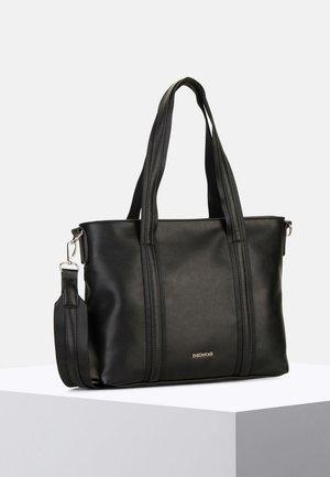 LUNA - Tote bag - black