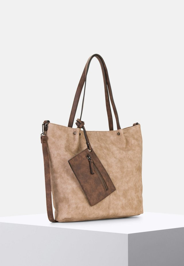 SURPRISE - Shopper - taupe brown 902