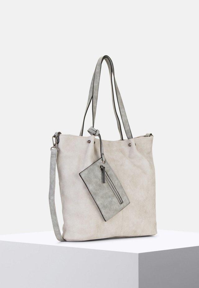 SURPRISE - Shopping Bag - lightgrey