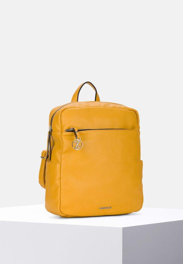 LEONIE - Mochila - yellow