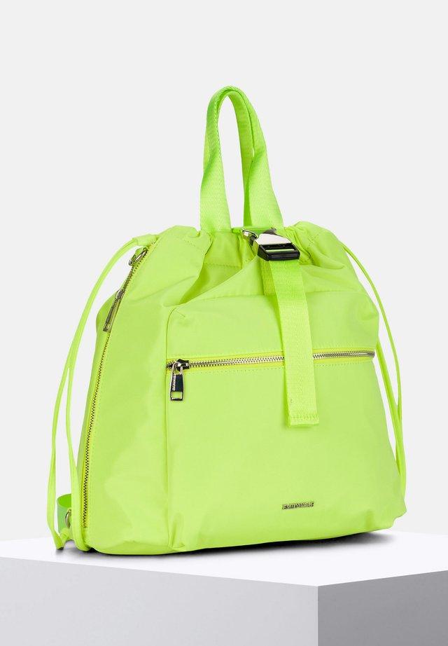 Mochila - neon green