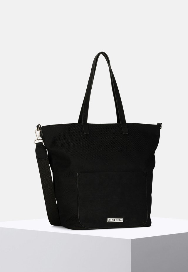LENA - Shopper - black