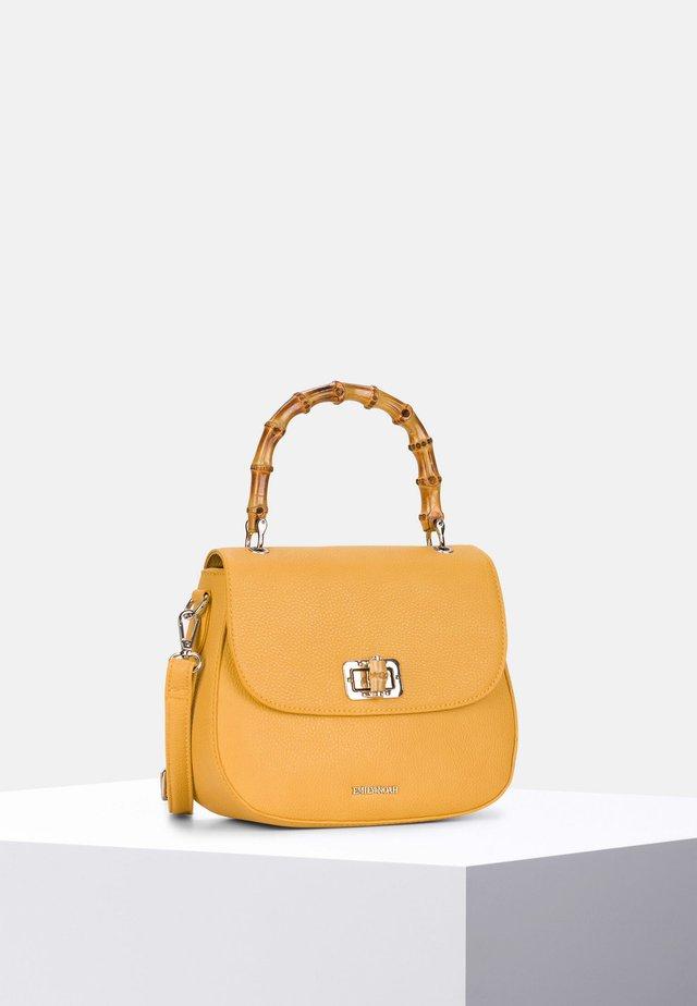 LEXA - Handbag - yellow