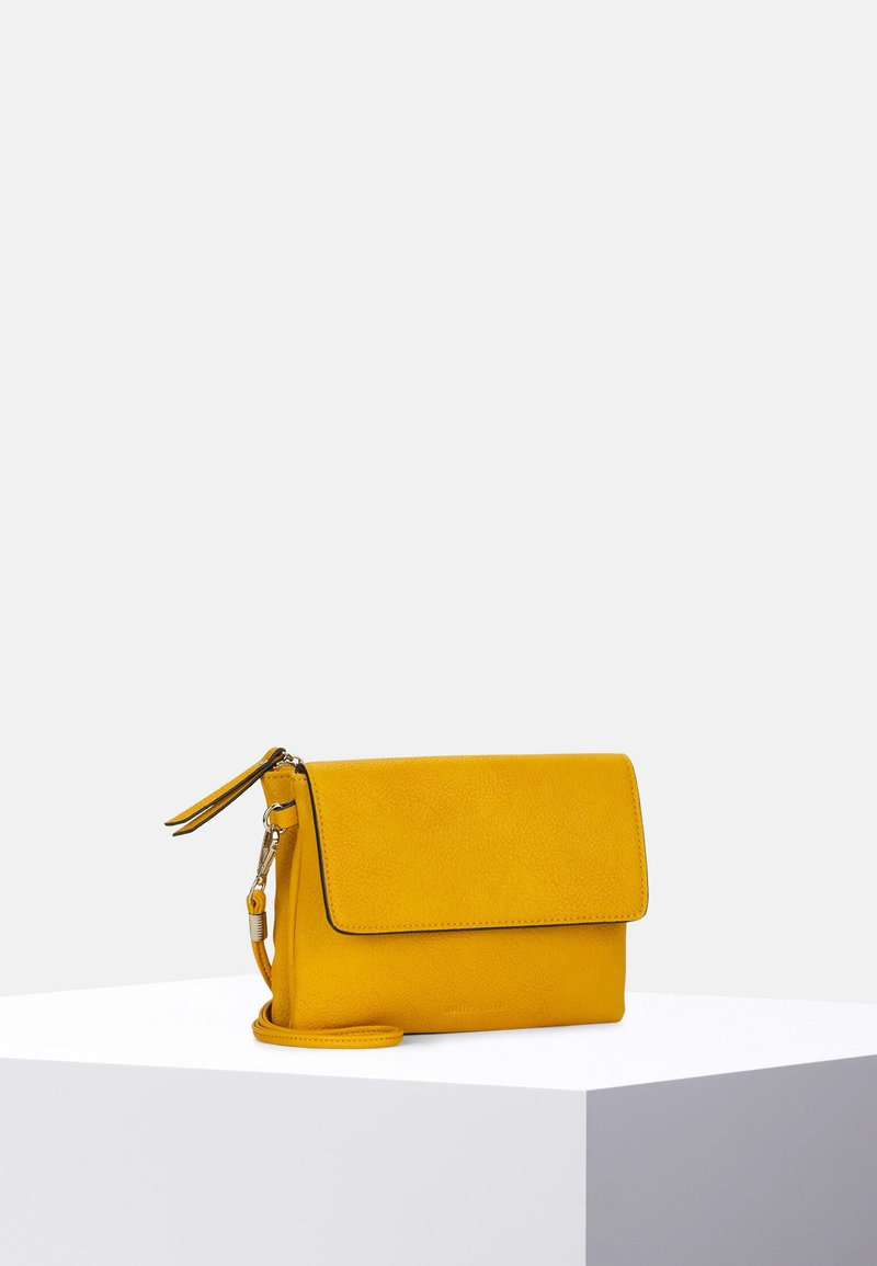 Emily & Noah - EMMA - Across body bag - yellow