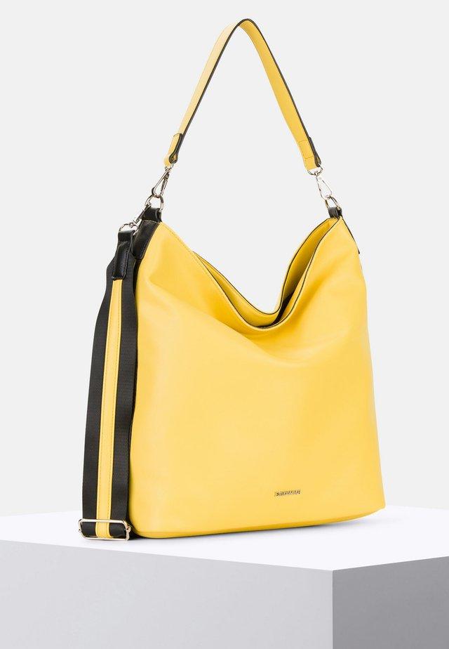 LUNA - Handtasche - yellow