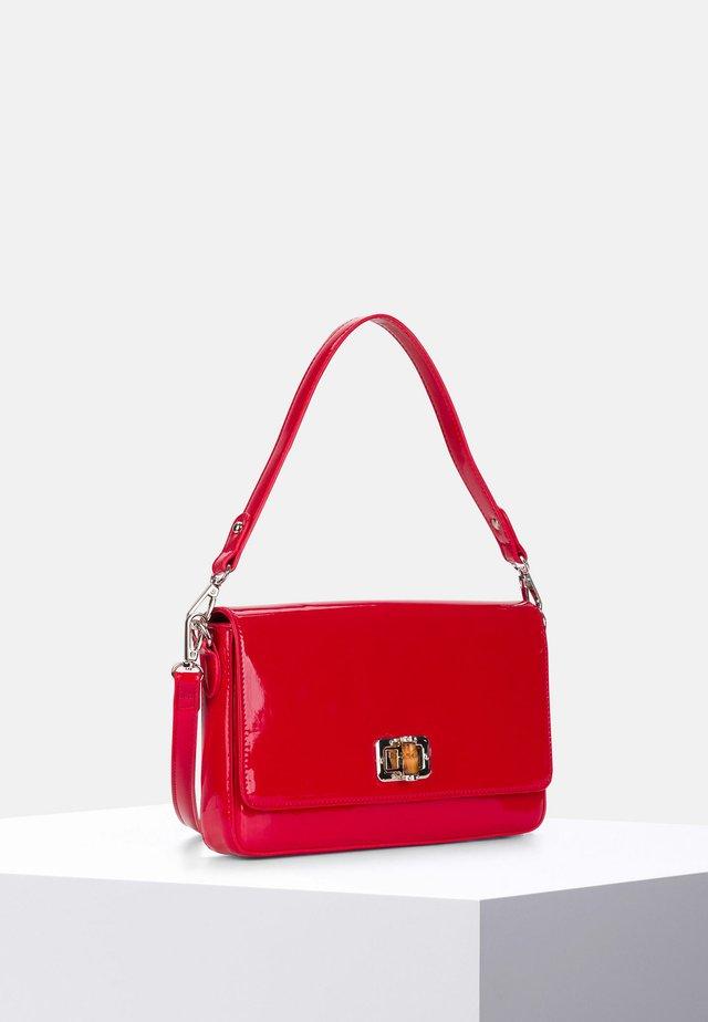 LEXA - Clutch - red-lack