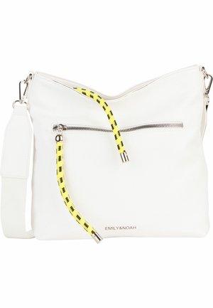LISA - Across body bag - white