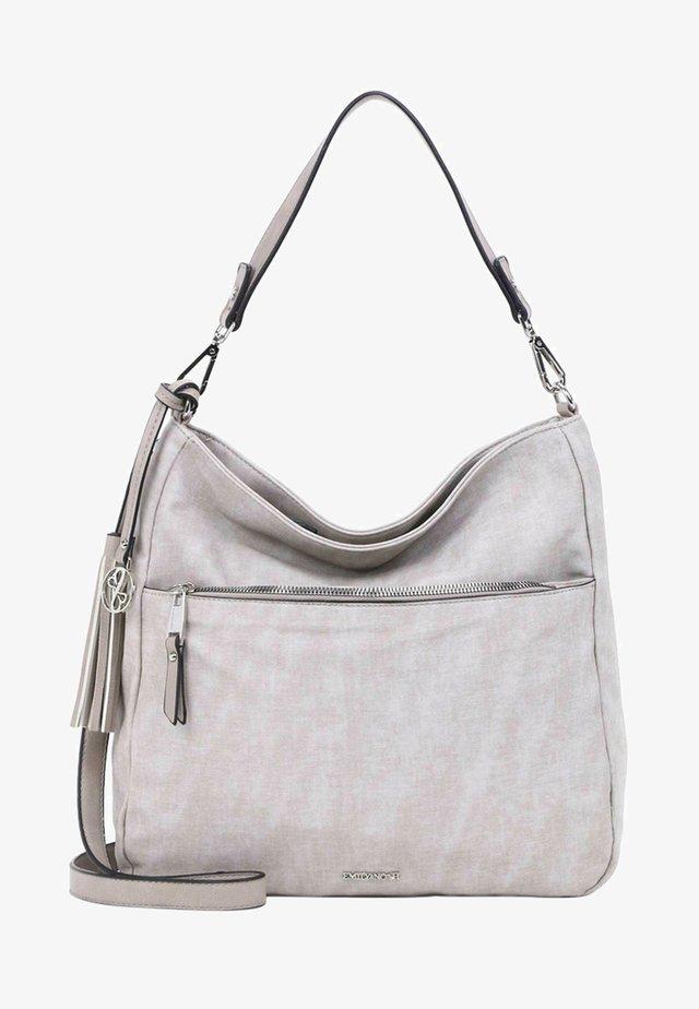 LAURA - Handtasche - lightgrey