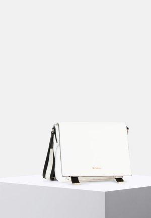 LUNA - Across body bag - white