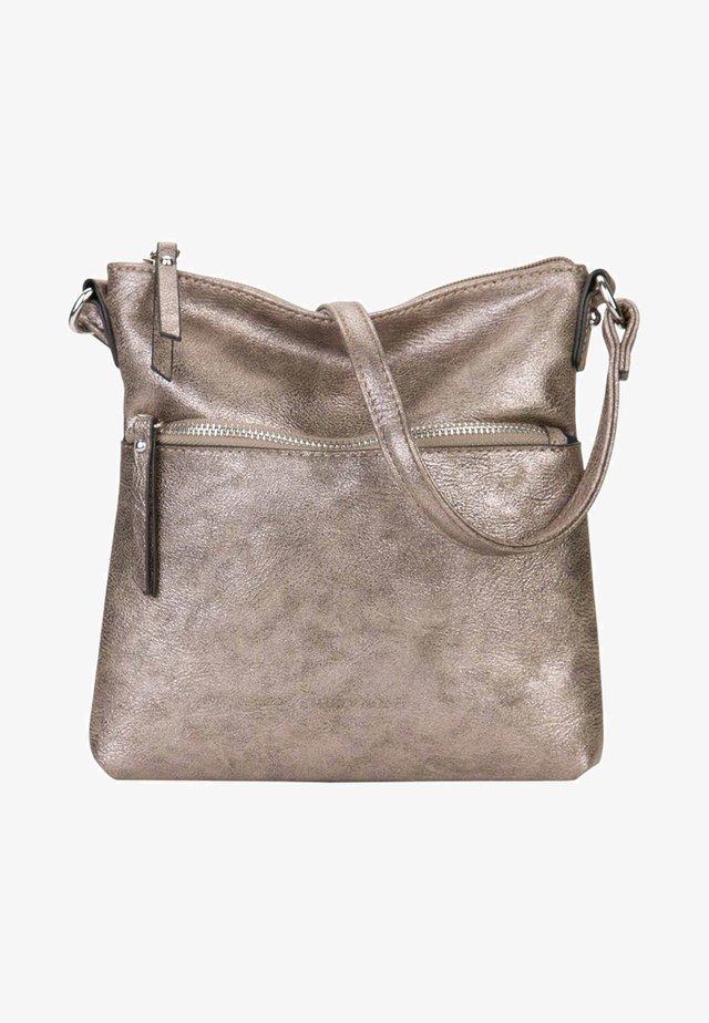 EMMA - Across body bag - darksilver