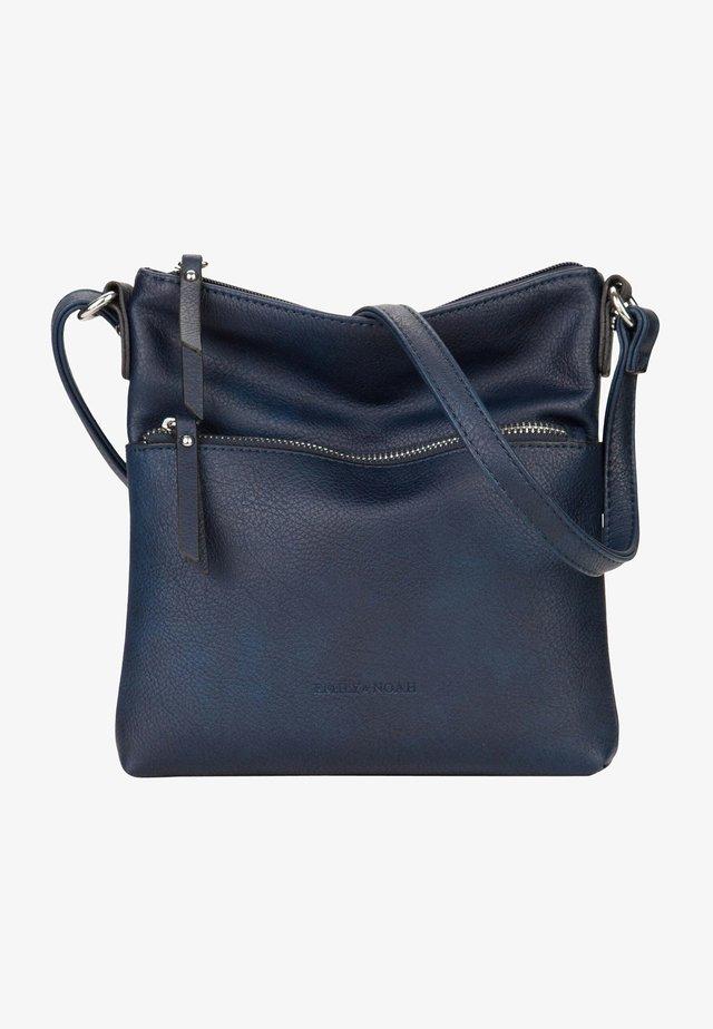 EMMA - Across body bag - blue