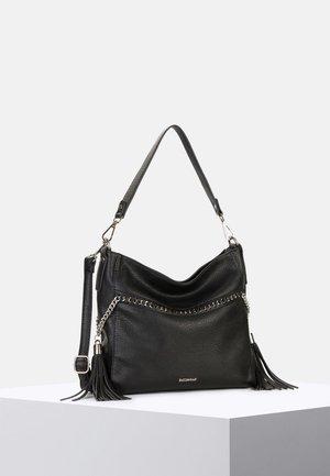 LARISSA - Handbag - black