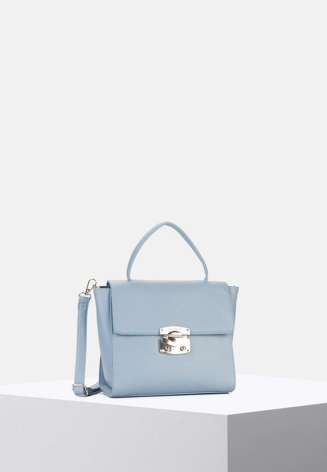 LUCA - Handbag - lightblue 530