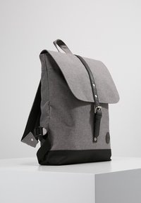 Enter - BACKPACK MINI ENVELOPE - Rugzak - grey - 3