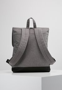 Enter - BACKPACK MINI ENVELOPE - Mochila - grey - 2