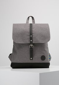 Enter - BACKPACK MINI ENVELOPE - Rugzak - grey - 0